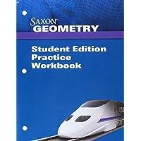 Saxon Geometry: Student Practice Workbook