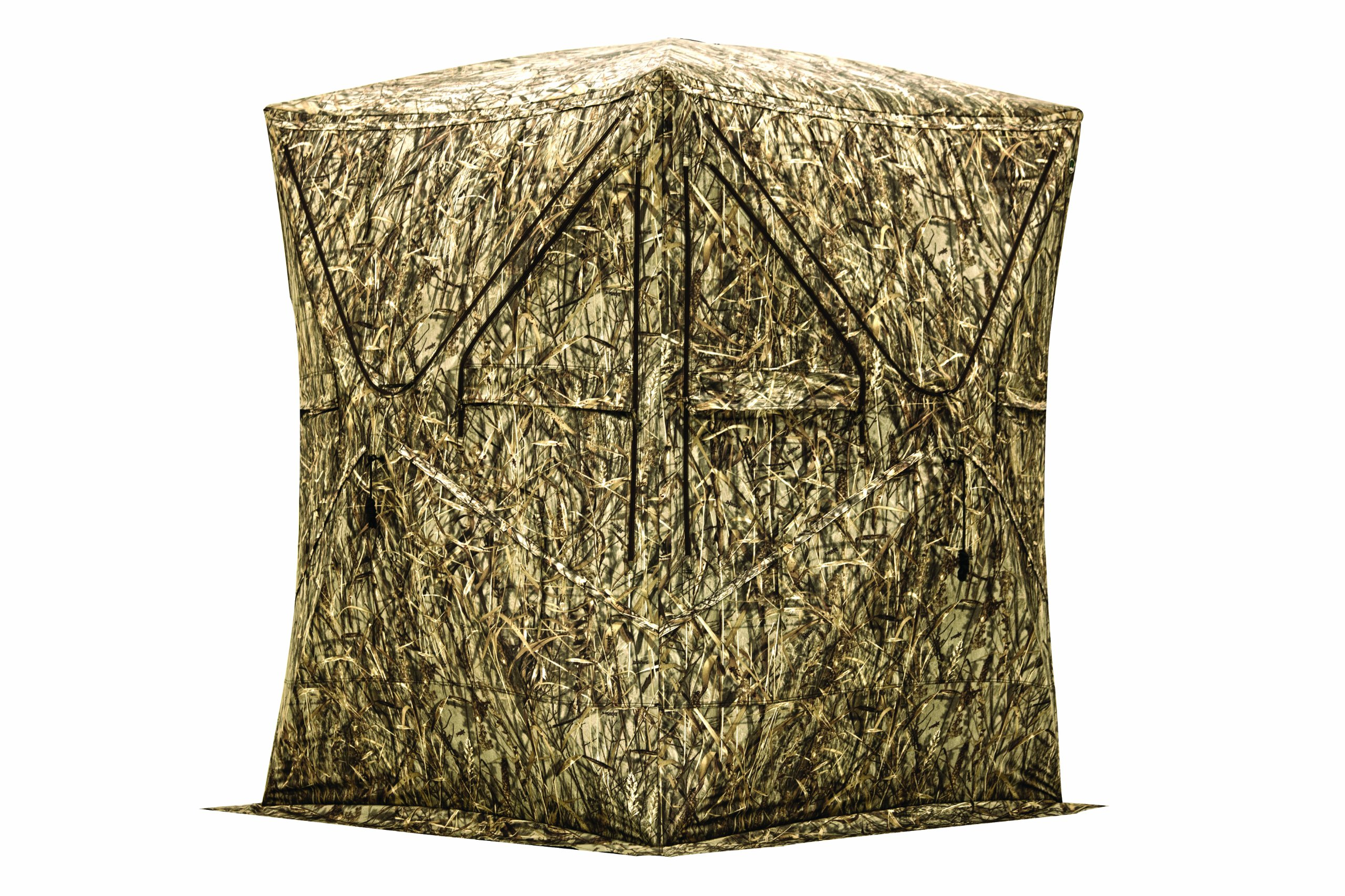 Barronett Blinds Big Mike Hunting Blind, Blood Trail Blades Camo