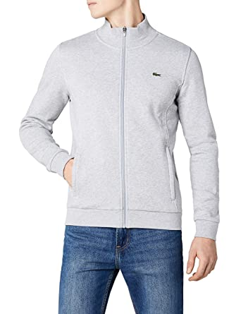 90af2771328d Lacoste Sh7616 - Sweat-Shirt - Homme  Amazon.fr  Vêtements et ...