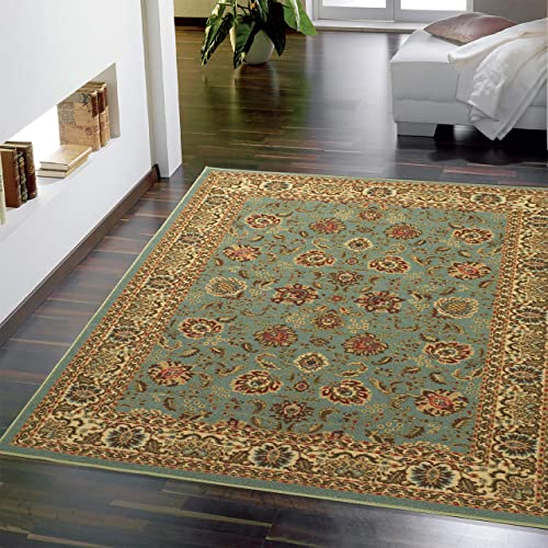 Ottomanson Ottohome Collection Persian Style Oriental