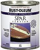 Rust-Oleum 207008 Marine Spar Varnish 1-Quart