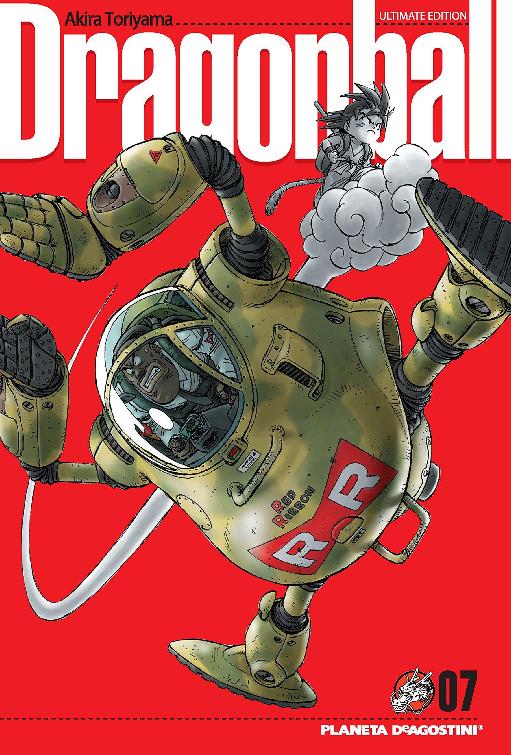 Dragon Ball nº 07/34 (DRAGON BALL ULTIMATE) Tapa blanda – 13 nov 2007 Akira Toriyama Planeta DeAgostini Cómics 8468470406 Cómics y novelas gráficas