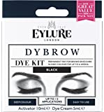 Sofias Closet Eylure Dybrow Pro Eyebrow Tint Permanent Dye Kit Darken Holiday Waterproof
