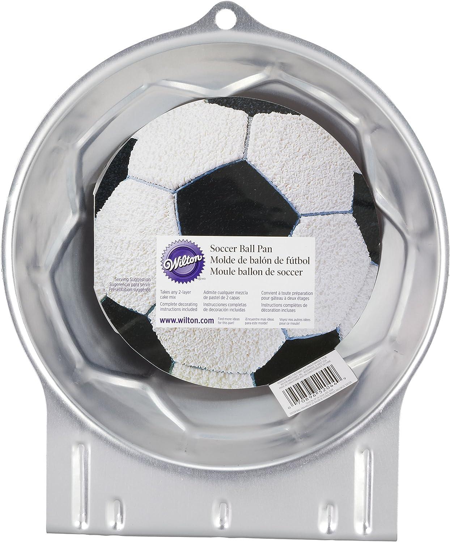 Wilton Molde para Hornear, diseño de balón de fútbol, As Shown ...