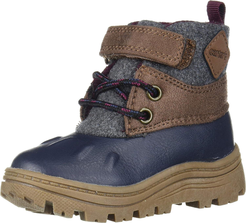 Carter's Unisex-Child New Snow Boot