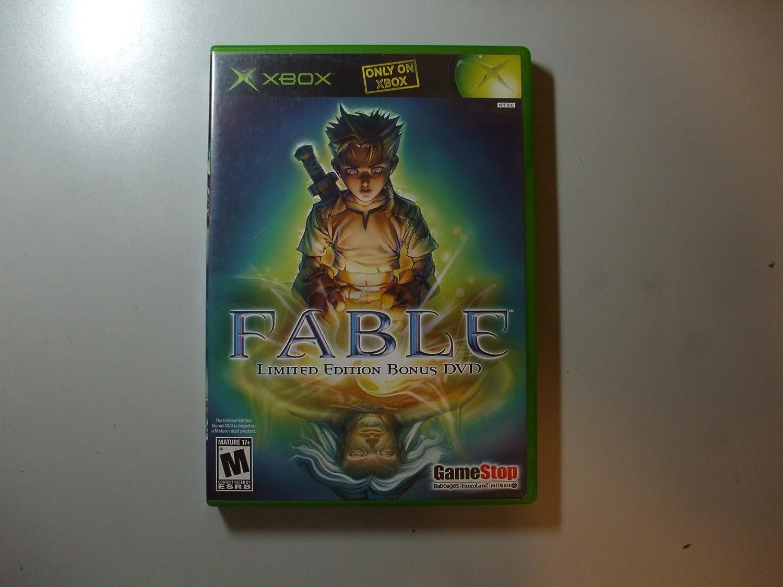 Amazon com: Fable: Limited Edition Bonus DVD: Video Games