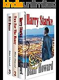 The Harry Starke Series: Books 1-3: The Harry Starke Series Boxset