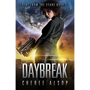 Girl from the Stars Book 1- Daybreak