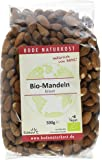 Bode Mandeln braun (fast bitterfrei) 500g Bio Nüsse, 1er Pack (1 x 500 g)