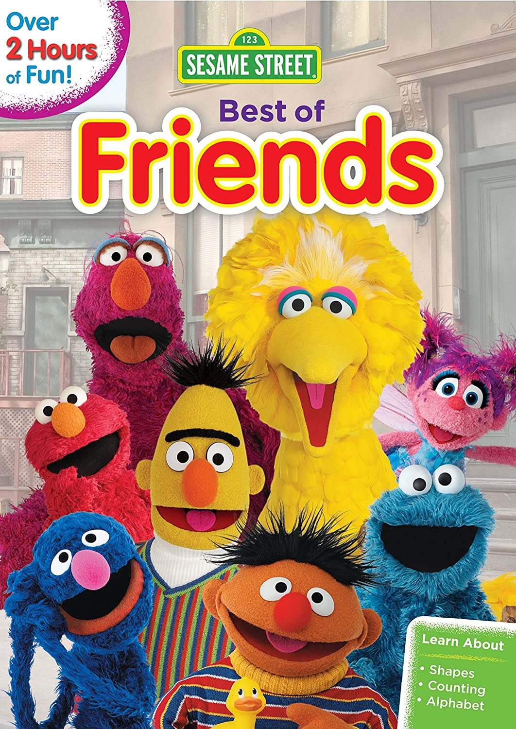 Amazoncom Sesame Street Best Of Friends Desiree Casado Emilio