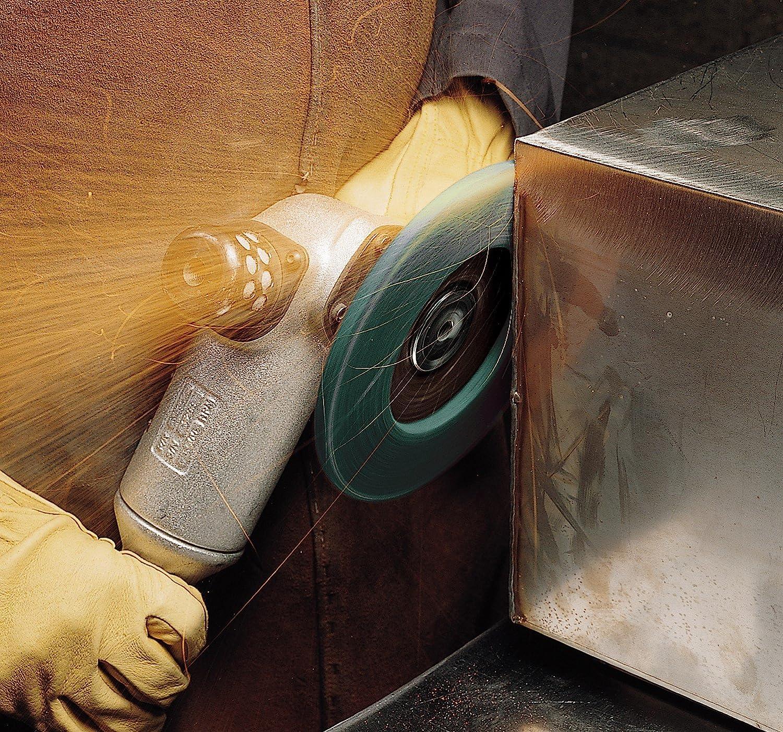 Alumina Zirconia T29 4-1//2 x 5//8-11 36 X-weight Abrasive Grit T29 4-1//2 x 5//8-11 36 X-weight 3M 28869 Flap Disc 546D Cloth Backing