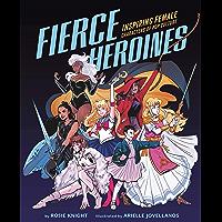Fierce Heroines: Inspiring Female Characters in Pop Culture