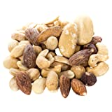 Sunburst Snacks Dry Roasted and Salted Classic Premium Nut Mix, 1 kg