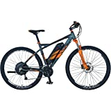 "REX E-Bike Alu-MTB Twentyniner 29"" BERGSTEIGER 7.8"