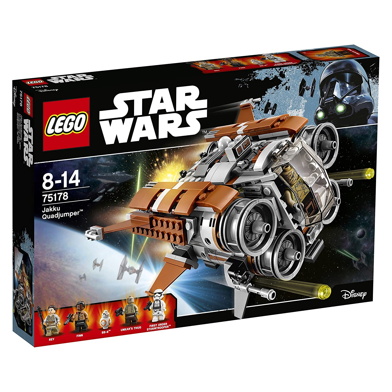 [amazon.de] Lego Star Wars Jakku Quadjumper um 35,99€ anstatt 59,99€