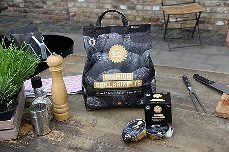 Manufaktur Premium de carbón briquetas. Sin humos, hasta 4,5 Horas de combustión, parrilla Briqueta briquetas Barbacoa Carbón Vegetal Briqueta ...