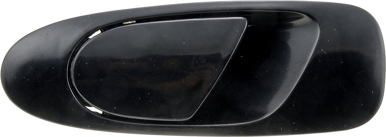Dorman 77763 Rear Passenger Side Exterior Door Handle for Select Honda Models Black