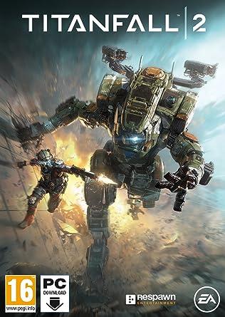 Titanfall 2 (Digital code in a box): Amazon co uk: PC