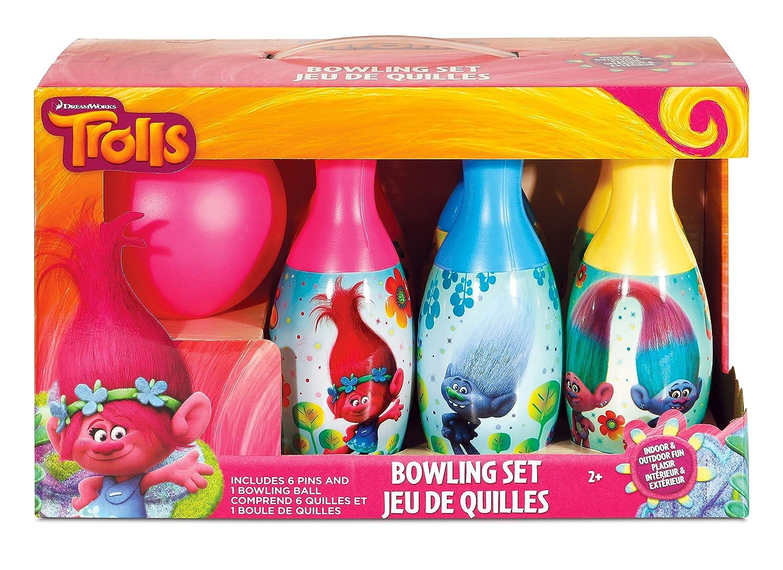 Trolls Bowling Set What Kids Want International Ltd 26135TRL