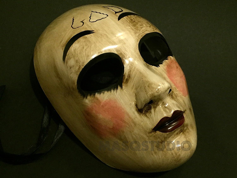 Amazon.com: The purge GOD mask Anarchy movie mask horror Killer ...