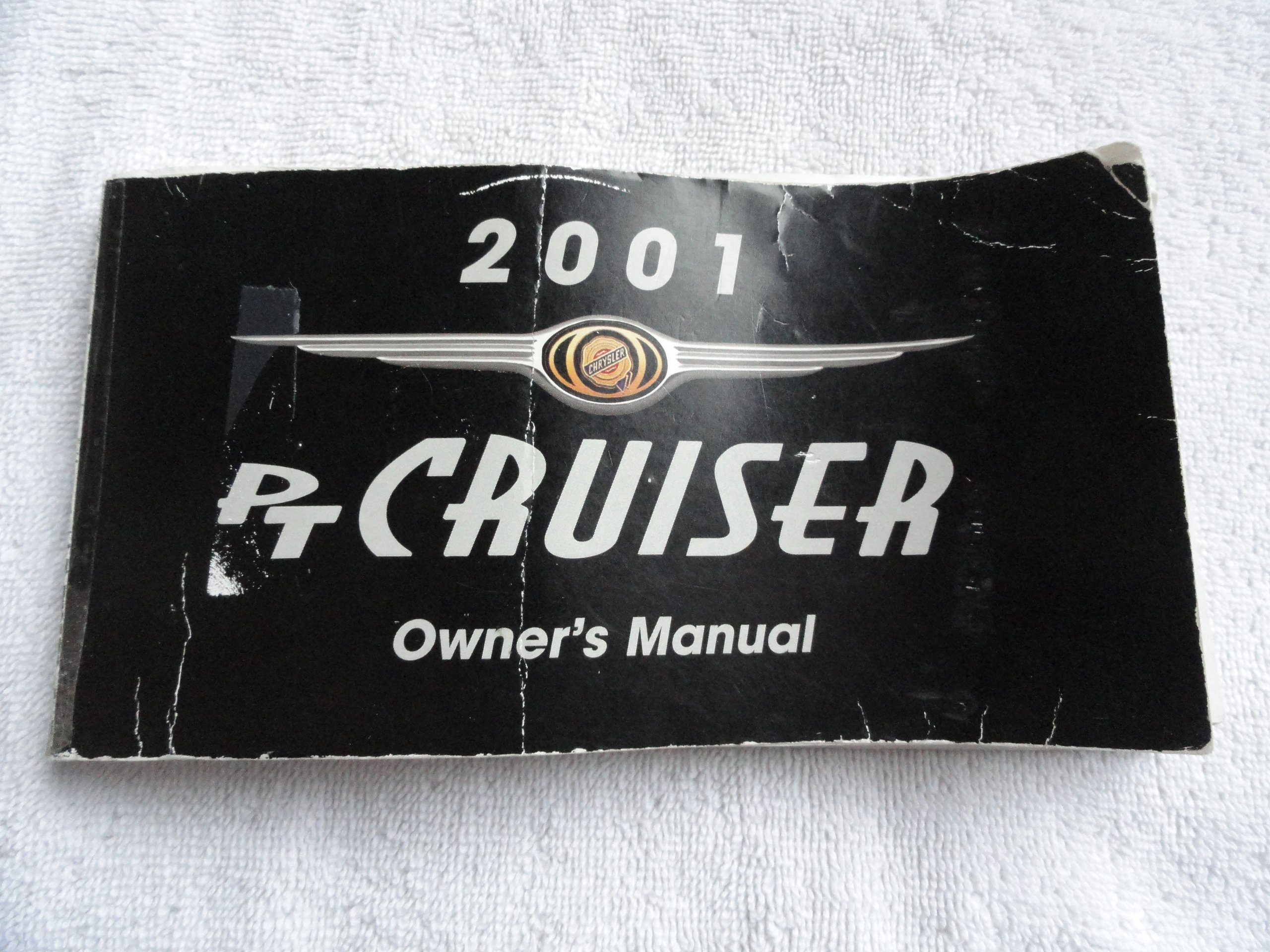 2001 Chrysler PT Cruiser Owners Manual: CHRYSLER: 0740671100202:  Amazon.com: Books