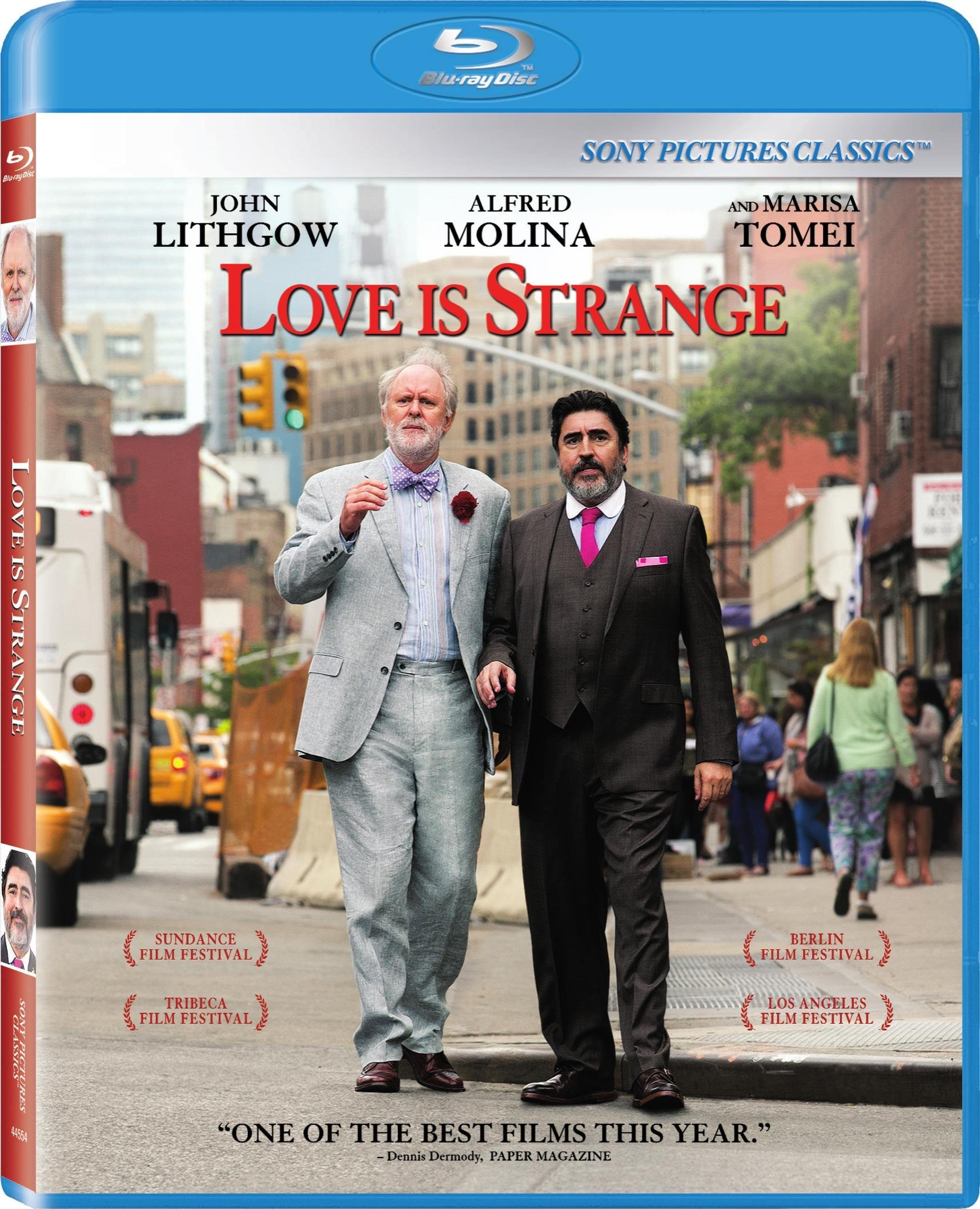 Blu-ray : Love Is Strange (Widescreen, Dolby, Digital Theater System, )