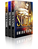 SOLD - The Complete 3 Book  Paranormal Romance Series