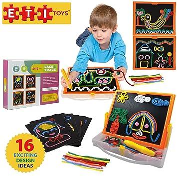 Eti Toys Juego Lace And Trace Para Ninos De 6 7 Y 8 Anos 58