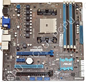 90-MIBIW5 Asus Essentio 1745 AMD Desktop Motherboard FM2, F2A82-M, CM1745