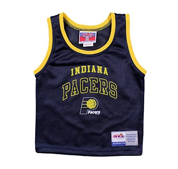 wholesale dealer 20881 b0243 Amazon.com: Mighty Mac Indiana Pacers NBA Toddlers Mesh Team ...