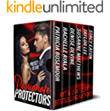 Passionate Protectors: How Love and Danger Combust (Protect and Desire Book 3)
