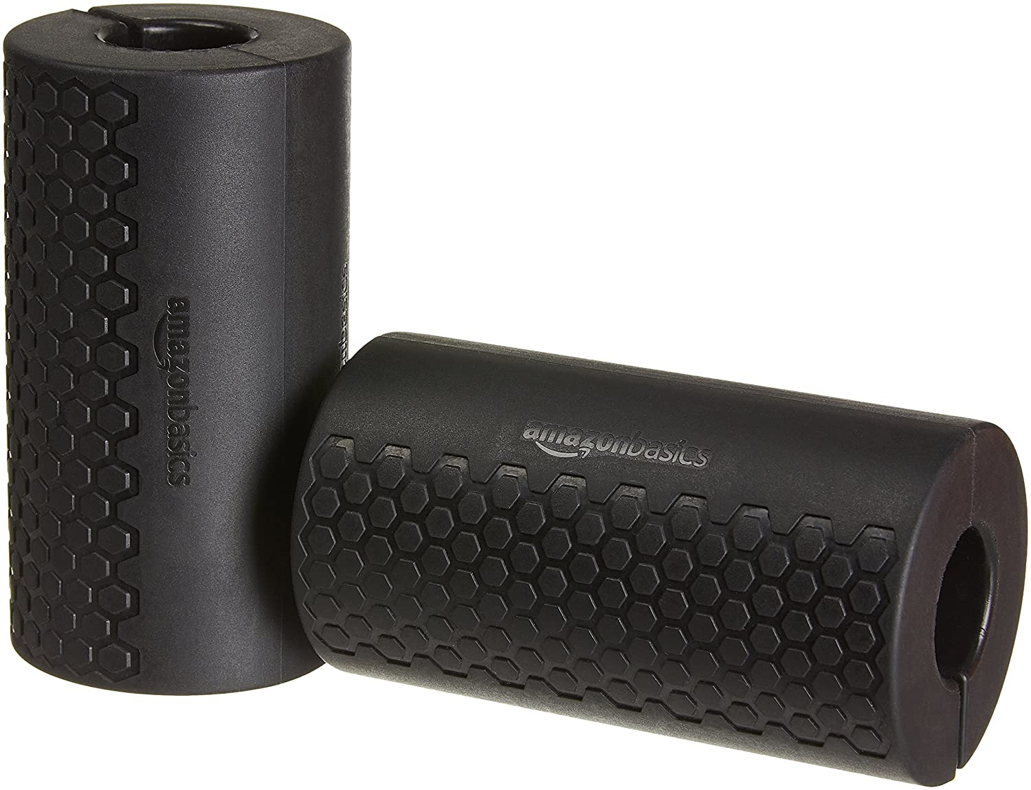 AmazonBasics Dumbbell and Barbell Grips, Multiple Sizes