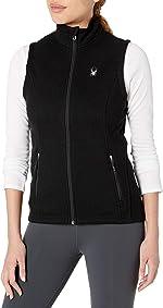 Spyder Women's Endure Mid Wt Stryke Vest