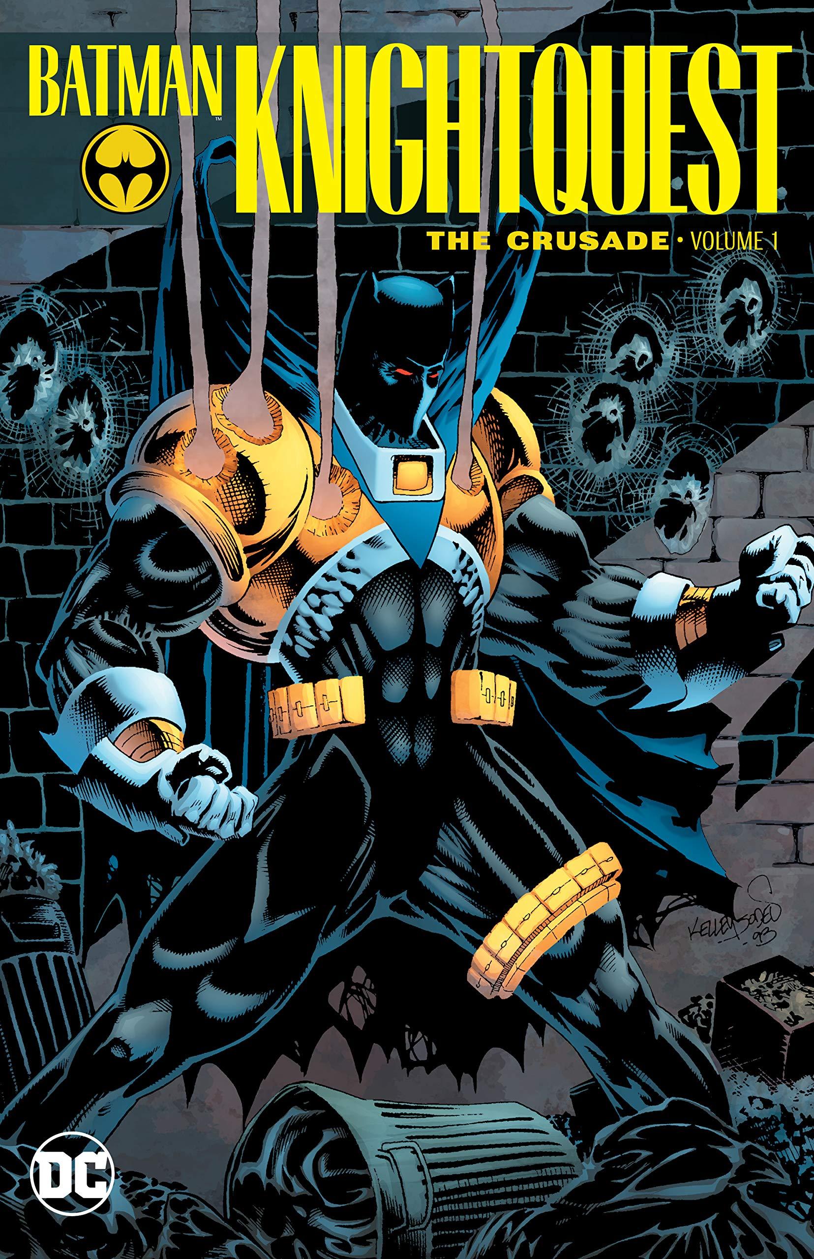 Batman: Knightquest: The Crusade Vol. 1 PDF ePub book