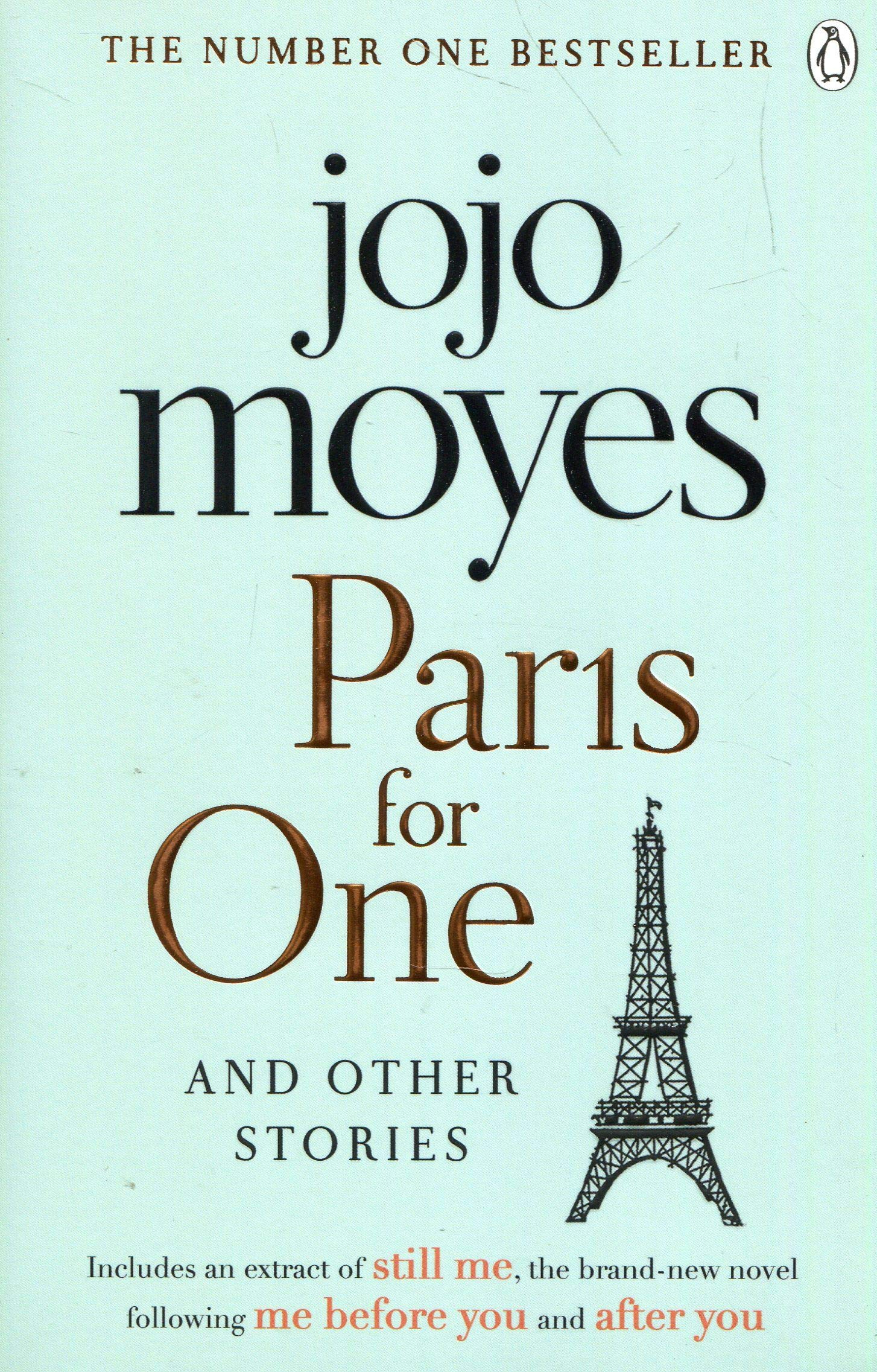Paris for One and Other Stories: Discover the author of Me