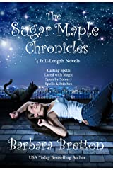 The Sugar Maple Chronicles: 4 Book Collection Kindle Edition