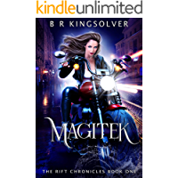 Magitek (The Rift Chronicles Book 1) book cover