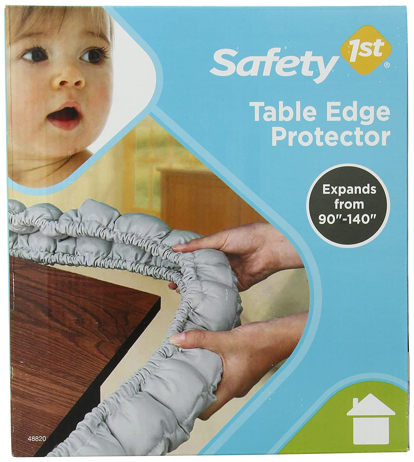 Amazon Safety 1st Expandable Table Edge Bumper Furniture