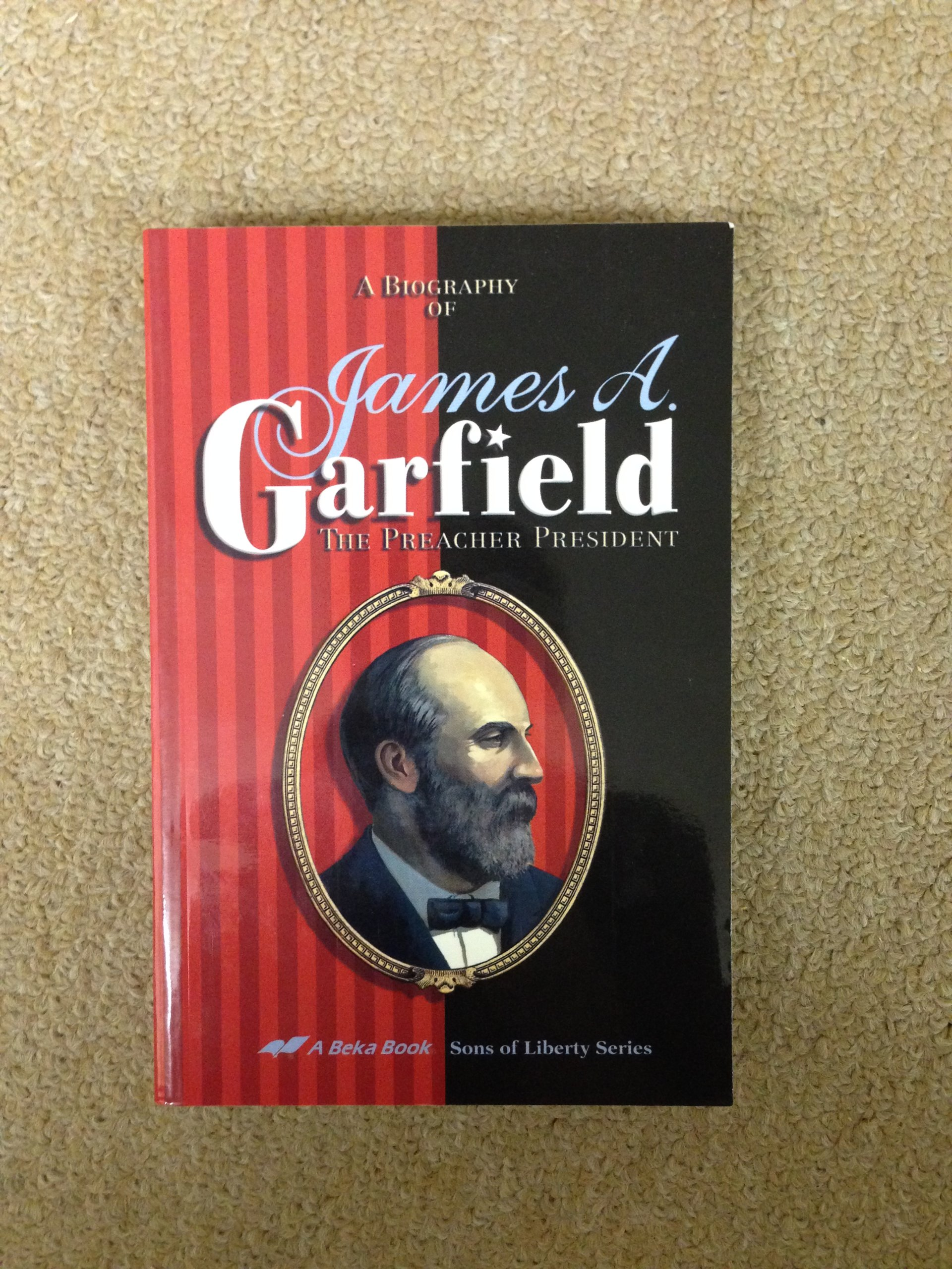 A biography of james a garfield the preacher president sons of