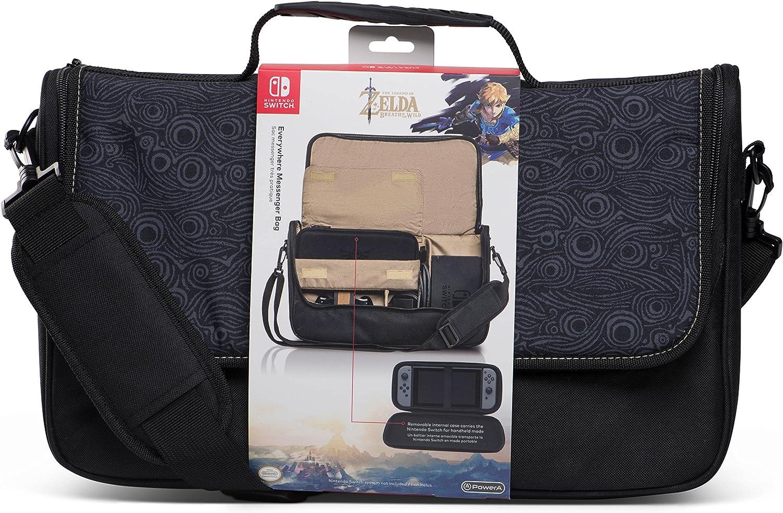 cheapest price new lifestyle best prices Amazon.com: PowerA Everywhere Messenger Bag Zelda: Breath of ...