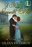 A Most Inconvenient Wish (A Lady's Wish Book 3)