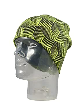 Newland Athleisure N5 3961, Men s Hat, Anthracite Acid Green, One Size ee006dfc25