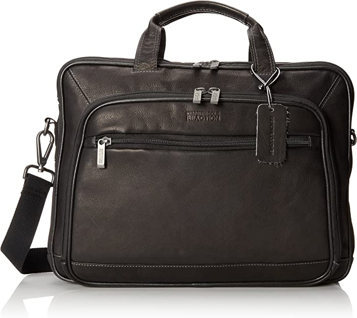 The Best Kenneth Cole Top Zip Laptop