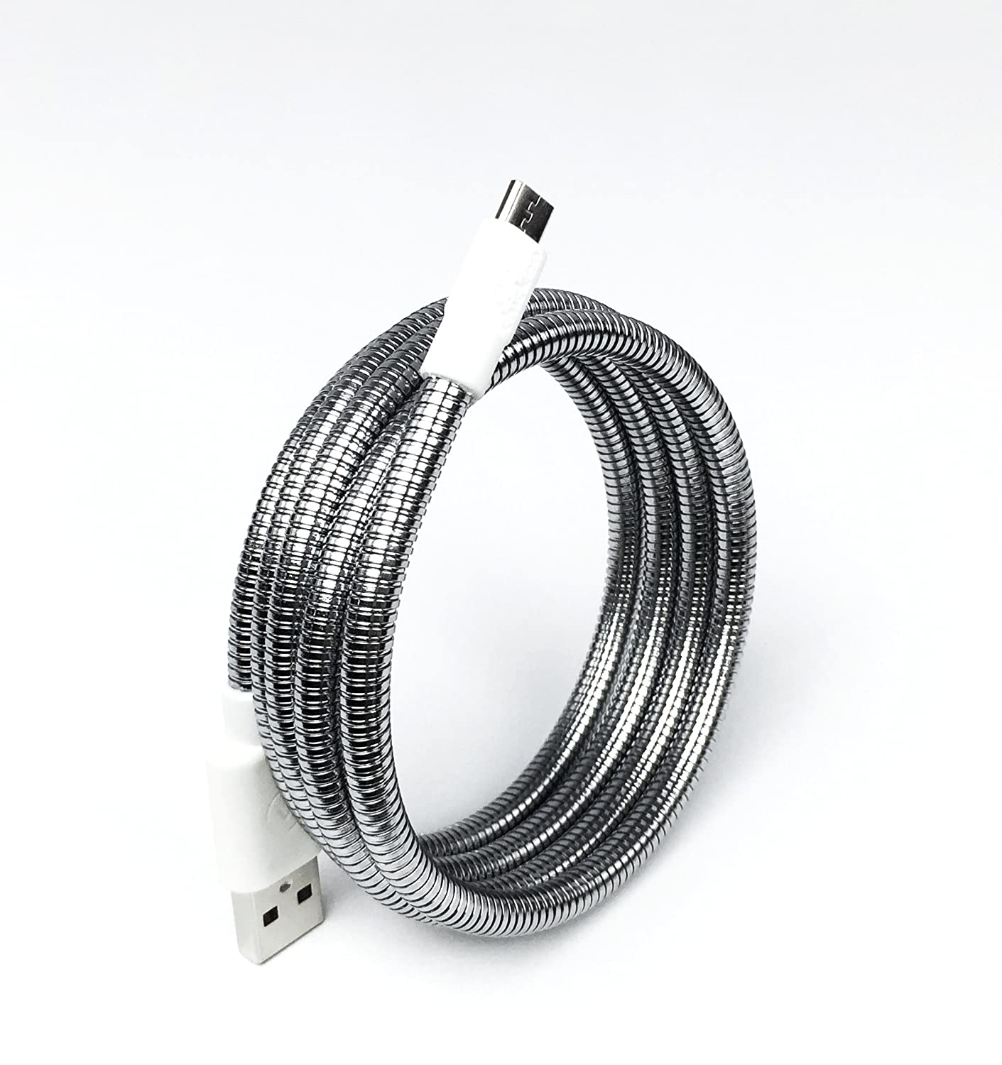 Amazon.com: Fuse Chicken Titan MicroUSB Cable (Android), 3 Ft: Cell ...