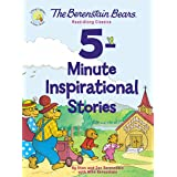 The Berenstain Bears 5-Minute Inspirational Stories: Read-Along Classics (Berenstain Bears/Living Lights: A Faith Story)