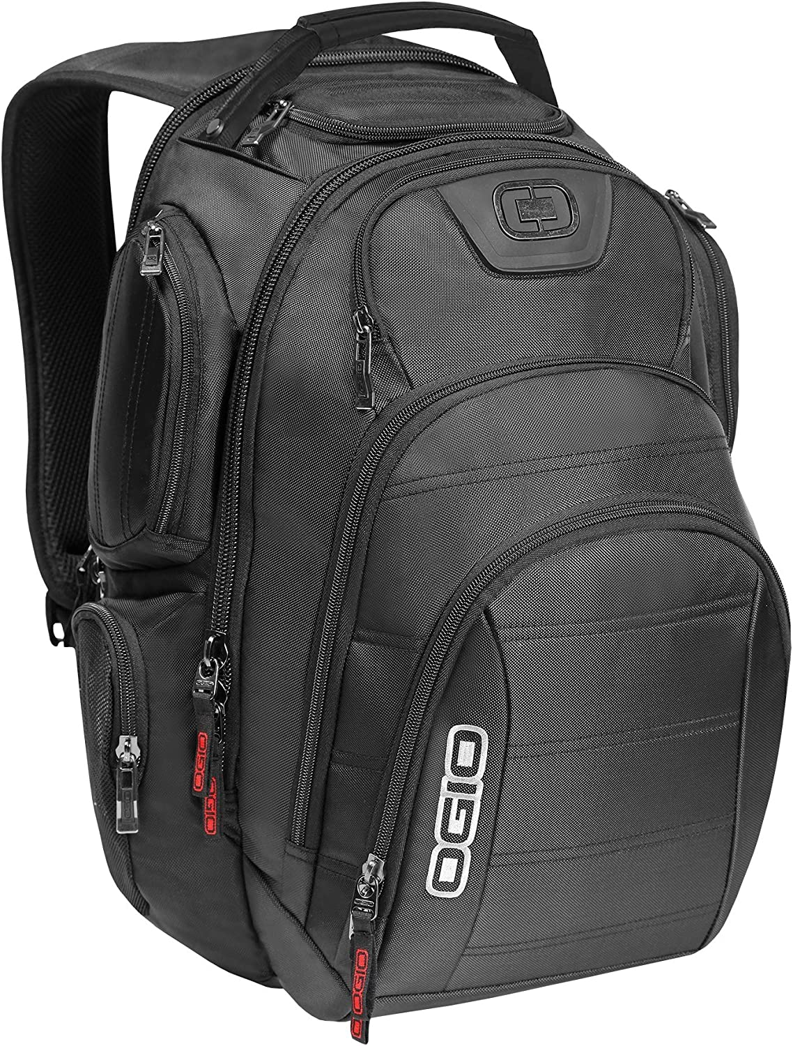 OGIO 5918037OG Black Rev Backpack