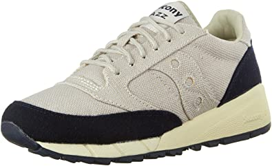 Saucony Originals Men's Jazz 91 Fashion Sneakers, Light Grey/Black, ...