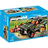 Playmobil - 5558 - Pick-up des aventuriers