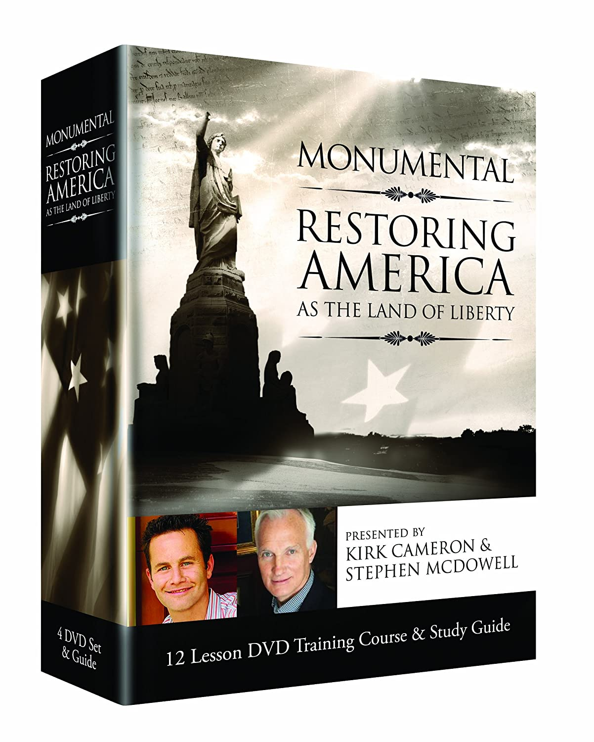 Amazon.com: Monumental: Restoring America as the Land of Liberty ...