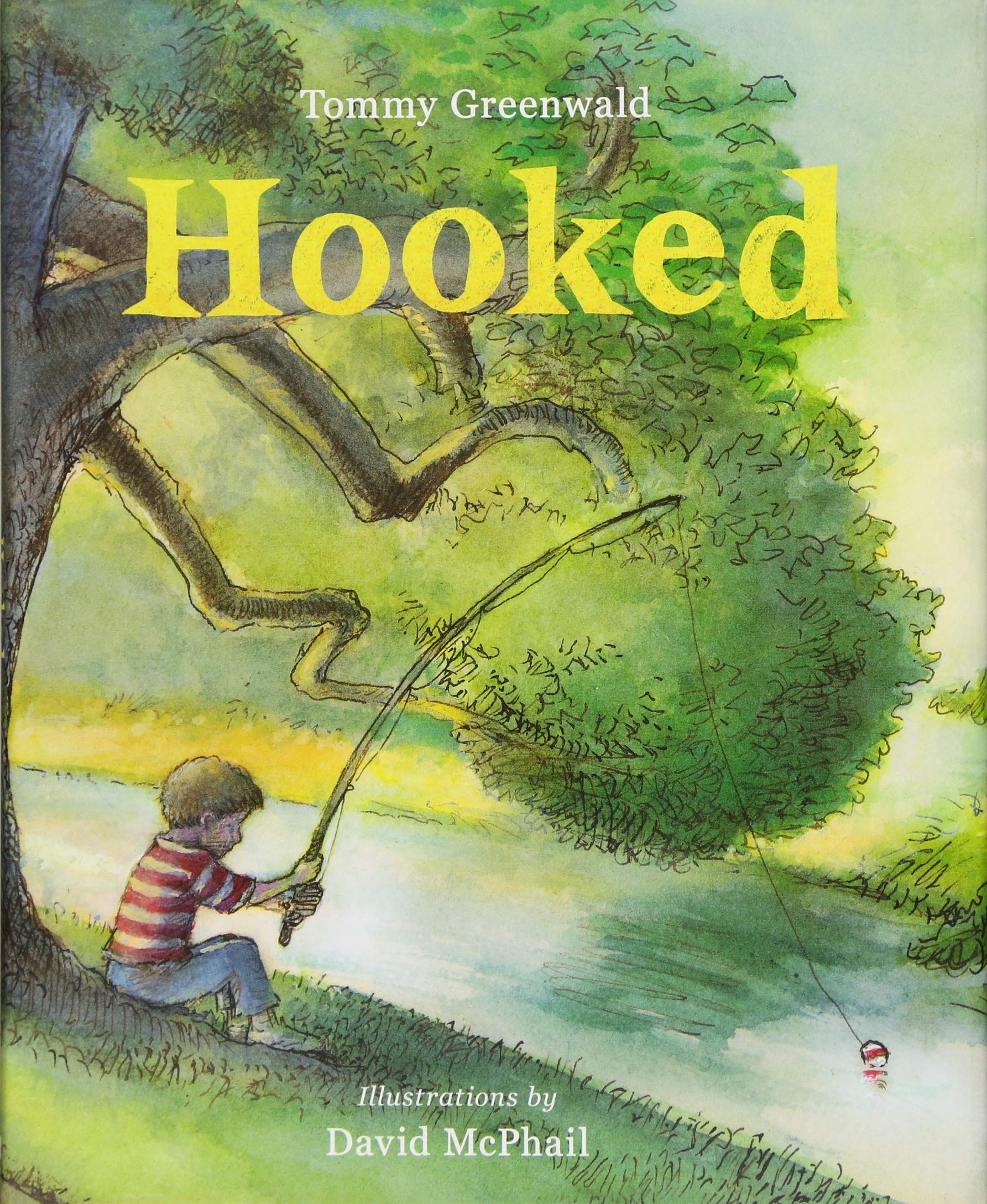 Hooked by Roaring Brook Press (Image #1)
